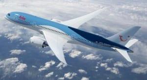 TUI 787 Dreamliner naar Curacao