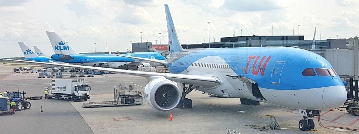Curacao KLM TUI