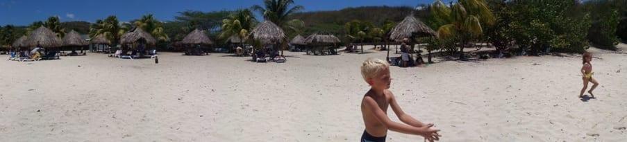 Daaibooi strand Curacao
