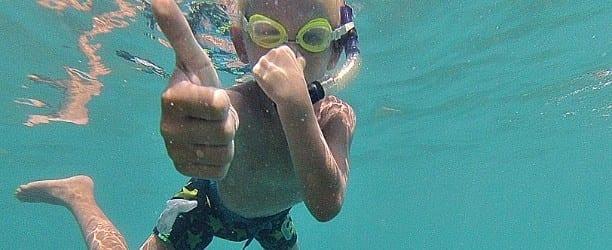 Max snorkelen Curacao