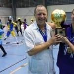 Spartacus Curacao basketbal kampioen 2013