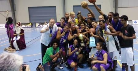 Spartacus basketbal Curacao