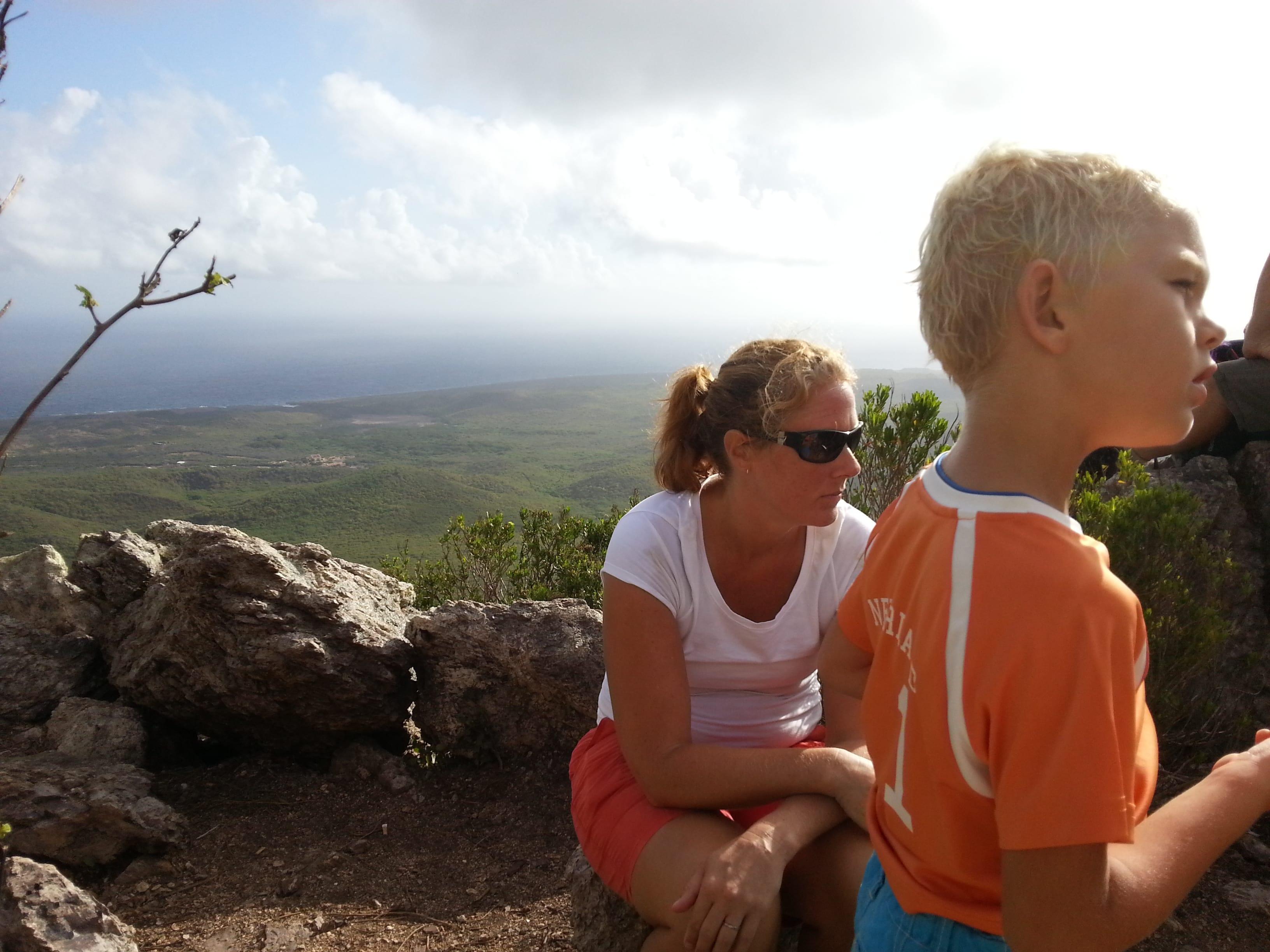 Christoffelberg Curacao