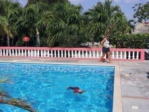 Zwemles Curacao