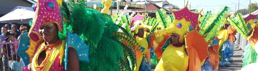Carnaval in Curacao