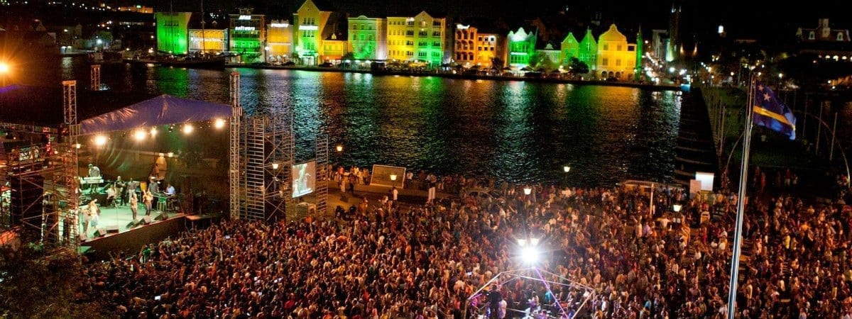 Evenementen curacao north sea jazz festival
