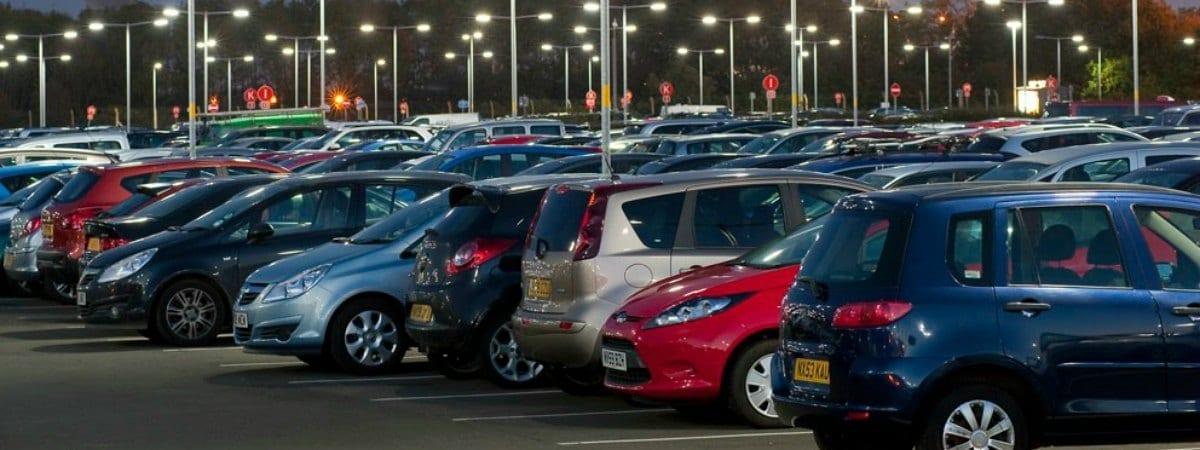 goedkoop lang parkeren schiphol