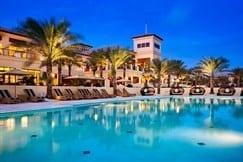 Tijdens je golfreis naar Curacao verblijf je natuurlijk op Santa Barbara Resort