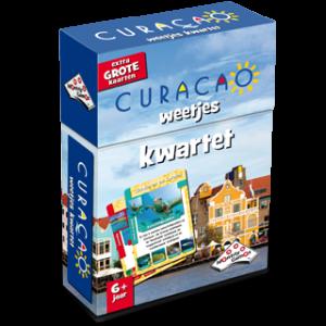 Curacao kwartet is een leuk spel voor het hele gezin!