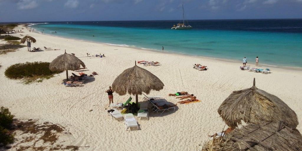 Klein Curacao boottocht met Mermaid of Miss Ann