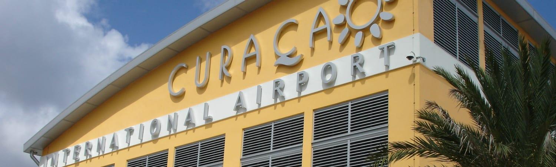 Goedkoop vliegen naar Curacao Hato Airport