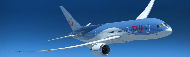 TUI vliegtickets naar Curacao Dreamliner Boeing 787-8