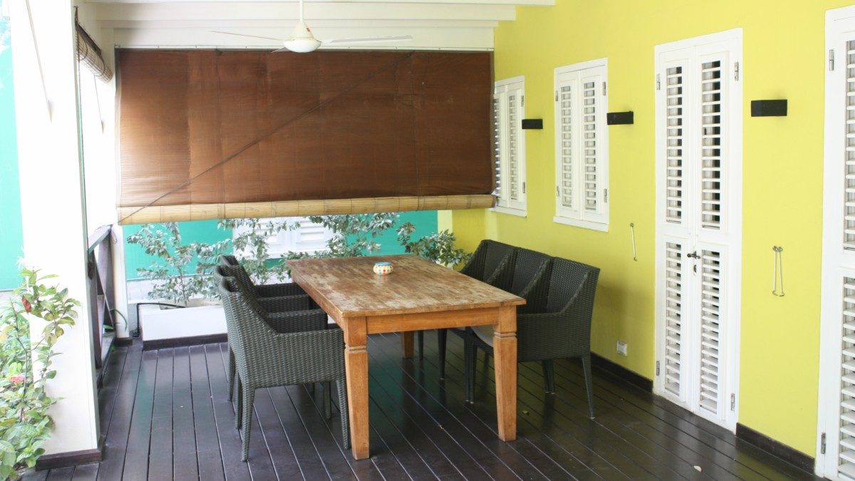 scuba lodge curacao appartement balkon 1200x675