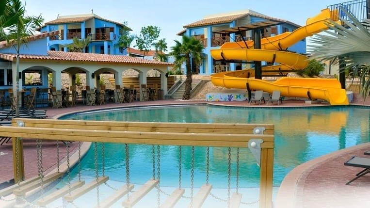 Kunuku Aqua Resort op Curacao boek je bij Corendon