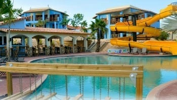 Kunuku Aqua Resort op Curaçao boek je bij Stip Reizen