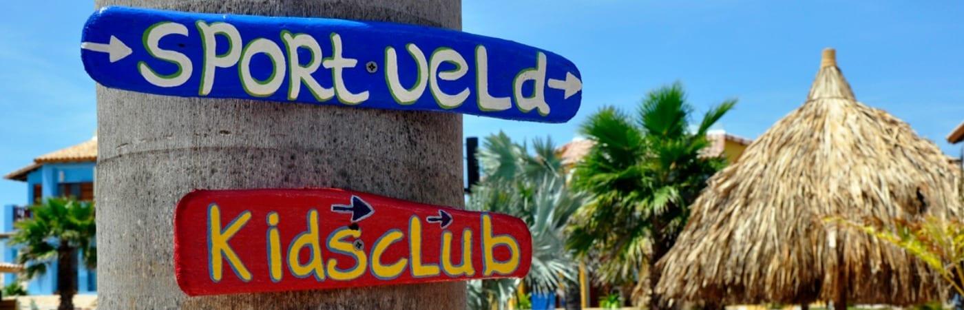 Kunuku Aqua Resort Curaçao - met kidsclub en veel ander vermaak voor kinderen