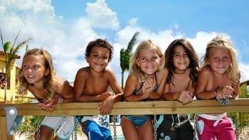 Kunuku Aqua Resort Curaçao, mooi voor kinderen