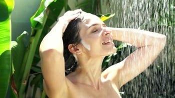 vakantiegevoel: andere shampoo gebruiken