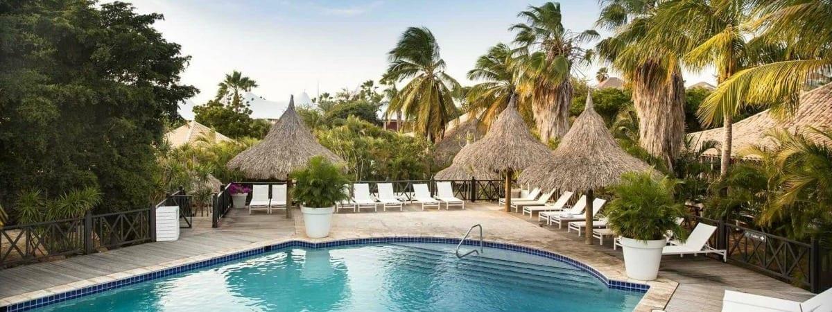 Second Home Vakantiewoning op een resort op Curaçao