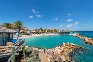 KLM Curacao Marathon: Avila Beach Hotel
