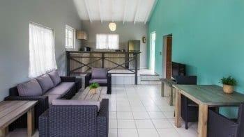 Bon Bini Seaside Resort bungalows