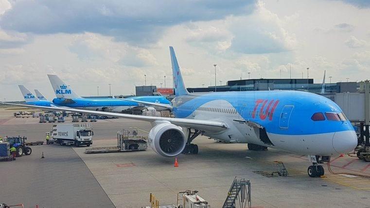 KLM of TUI naar Curaçao