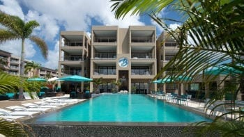 Appartement strand curacao The Beach House