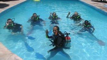 Lions Dive Curacao duiken