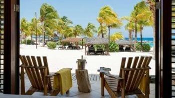 Lions Dive Curacao - direct aan het strand