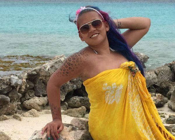Chrissy vlogt op Curacao over haar emigratie