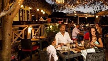 Morena Eco Resort Curacao vakantie voor heel het gezin
