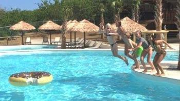Morena Resort Curacao zwembad