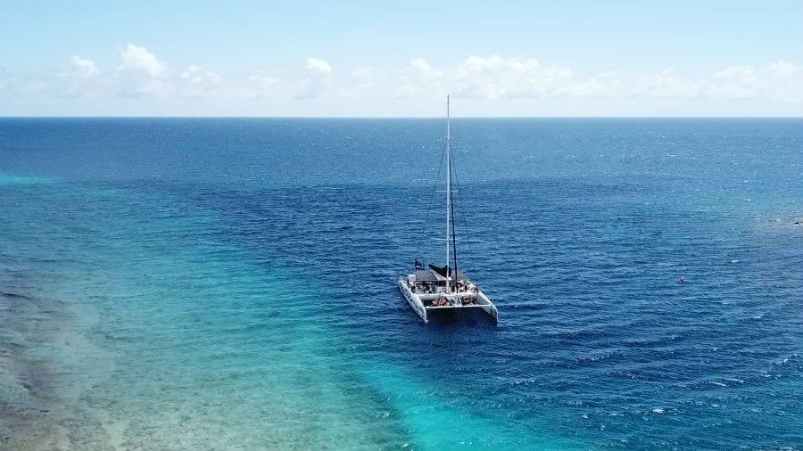 Catamaran curacao BlueFinn