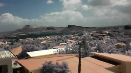 Webcam curacao jan thiel home sweet home