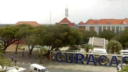 Webcam Wilhelminaplein Curaçao (Punda)