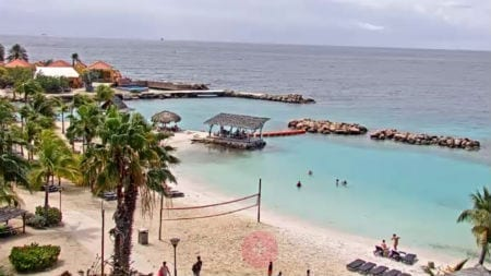 Webcam LionsDive Curaçao (Mambo Beach)