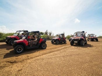 buggy curacao off-road