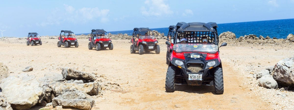 Curacao buggy tour