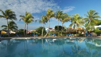 Livingstone Jan Thiel Resort met heerlijk groot zwembad