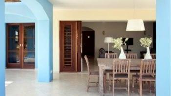 het appartement bij Kunuku Aqua Resort Curacao