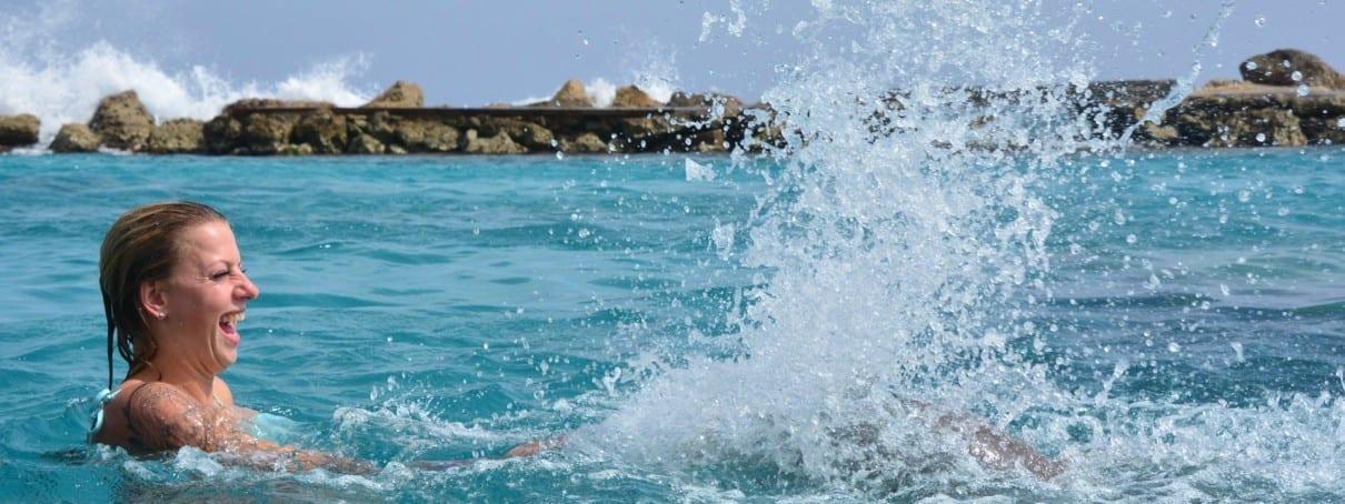 dolphin swim geboekt