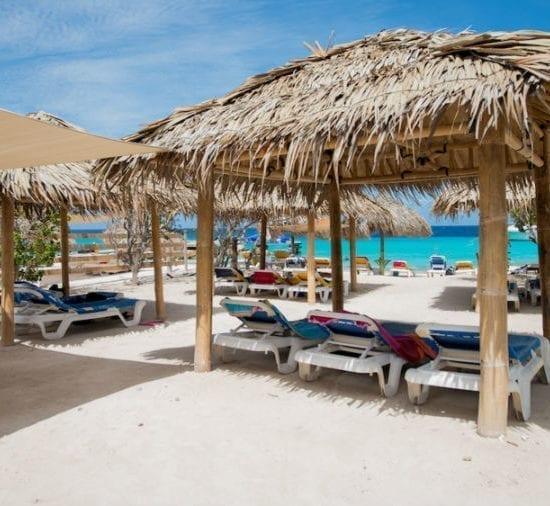 Klein Curaçao excursie miss ann palapa