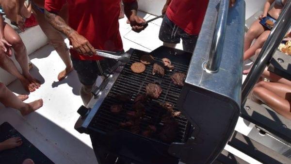 Breeze Klein Curaçao BBQ