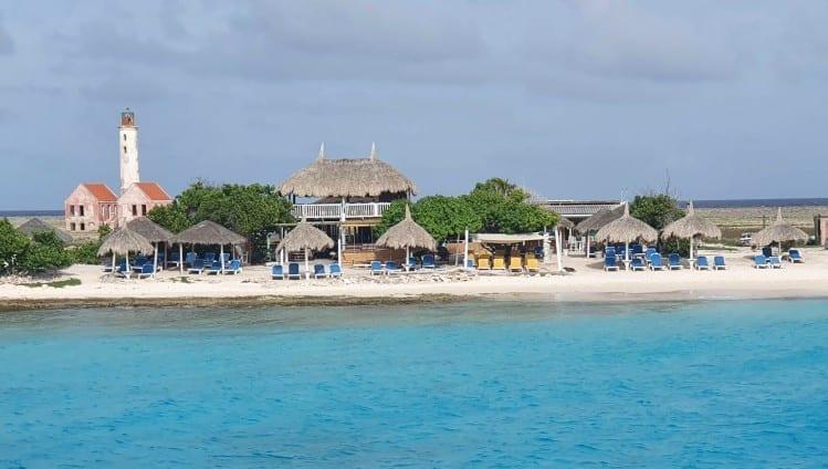 klein curacao miss ann luxe boot all-inclusive eigen beachhouse