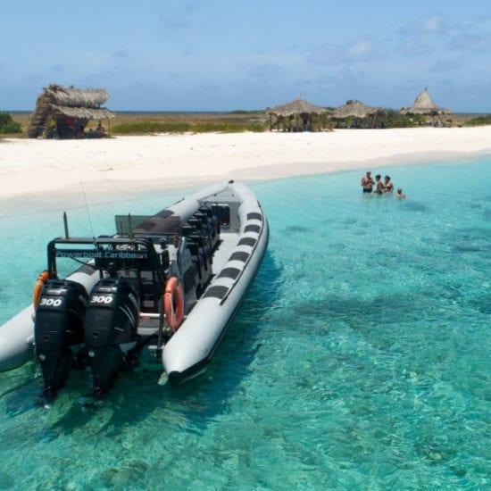 powerboat caribbean klein curacao 1200x630