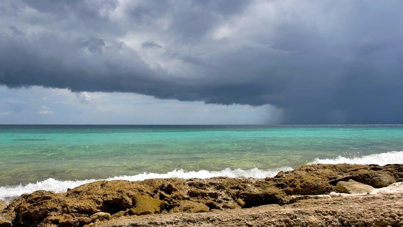Regen Buienradar Curacao
