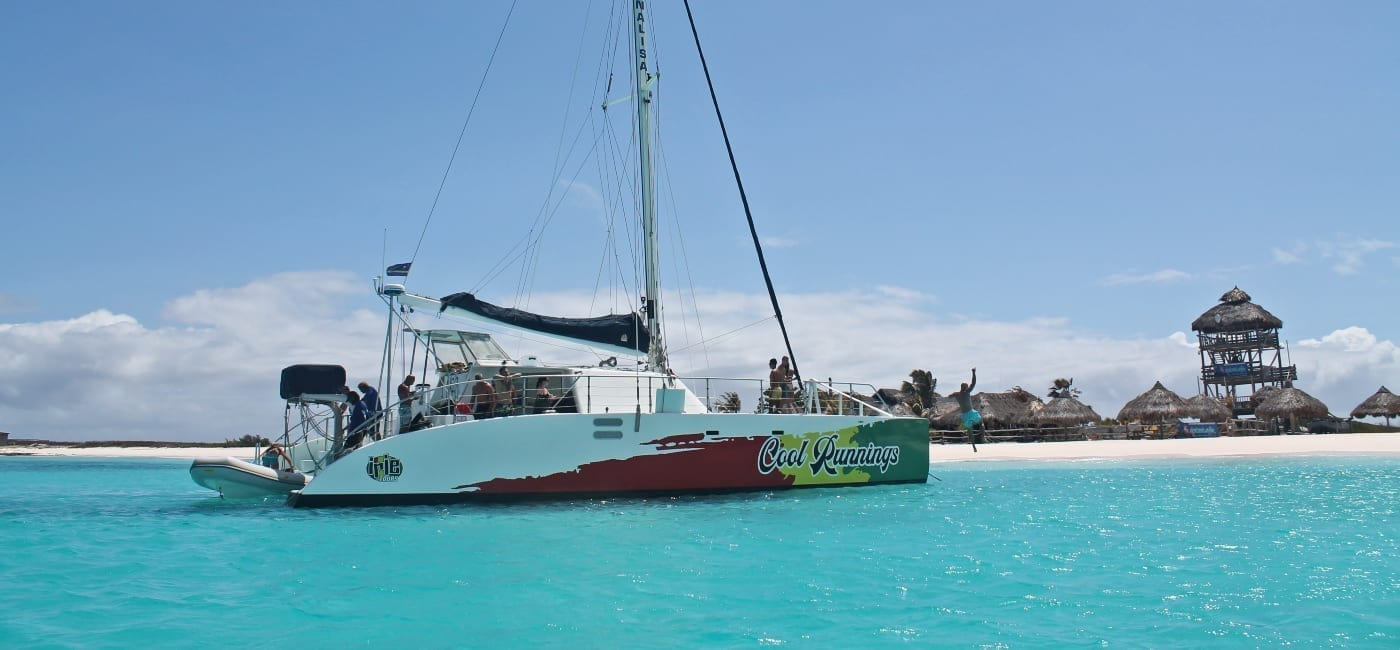 catamaran curacao cool runnings klein curacao