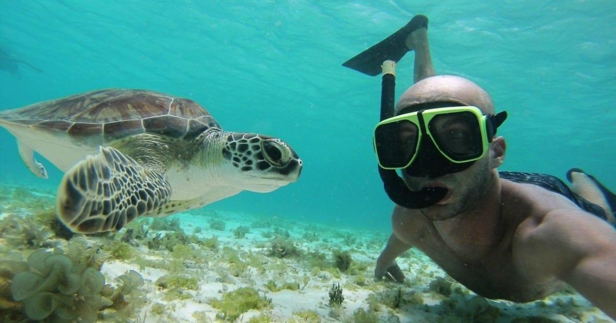 snorkeltour Westpunt Curaçao Scuba Lodge