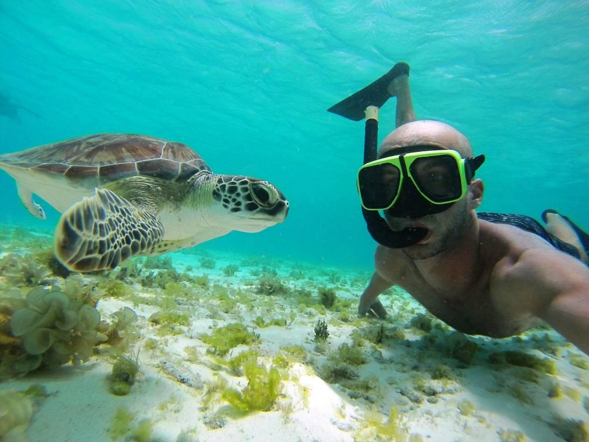 snorkelen op curacao - snorkeltour Westpunt