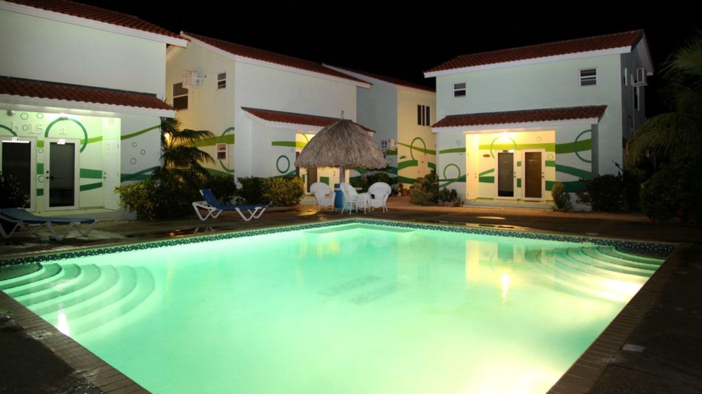 Appartement op Curacao - 2Lagun